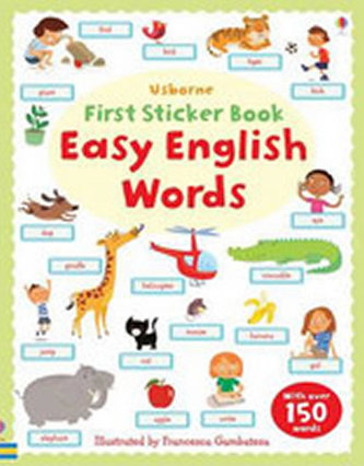 Easy English Words - Felicity Brooks
