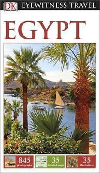 Egypt - DK Eyewitness Travel Guide