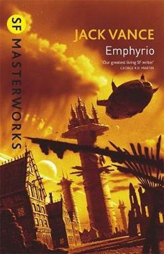 Emphyrio - Vance, Jack