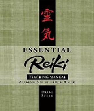 Essential Reiki - Diane Steinová