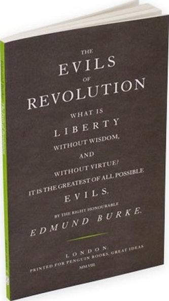 Evils of Revolution