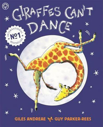 Giraffes Can´t Dance - International No.1 Bestseller