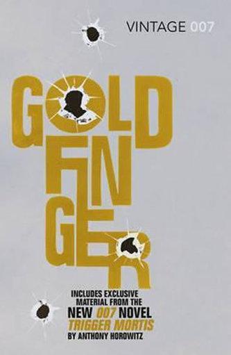 Goldfinger - Trigger Mortis Edition - Ian Fleming