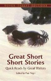 Great Short Short Stories