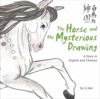 Horse and the Mysterious Drawing
