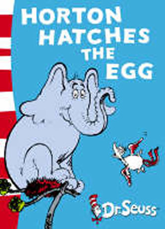 Horton Hatches Egg Rebrand