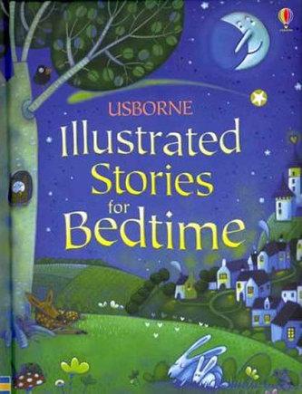 Illustrated Stories for Bedtim - Kolektiv autorů