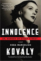 Innocence - Or, Murder on Steep Street - paperback