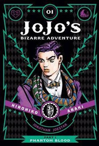 Jojo´s Bizarre Adventure