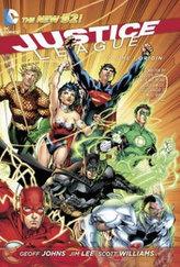 Justice League: Origin Volume 1