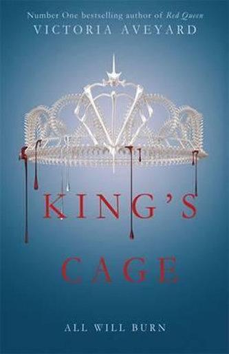 King´s Cage - Victoria Aveyardová