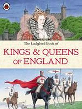 Ladybird Histories - Kings and Queens