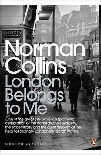 London Belongs To Me - Jackie Collins