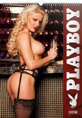 Playboy 2018 - nástěnný kalendář