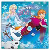 Frozen Ledové království - nástěnný kalendář 2018