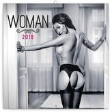 Woman - nástěnný kalendář 2018