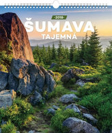 Šumava tajemná 2018 - nástěnný kalendář