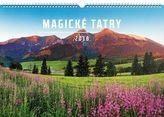 Magické Tatry 2018 - nástěnný kalendář