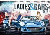 Ladies & Cars 2018 - nástěnný kalendář