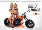 Girls & Bikes 2018 - nástěnný kalendář