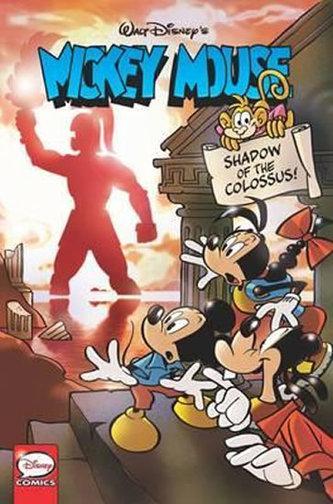 Mickey Mouse - Shadow of the Colossus - Kolektiv autorů