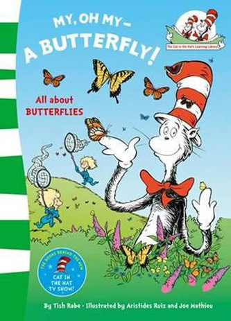 My Oh My Butterfly - Seuss, Dr.