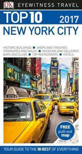 New York City - DK Eyewitness Top 10 Travel Guide