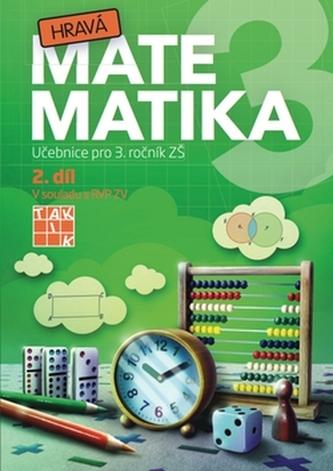 Hravá matematika 3 II.díl Učebnice