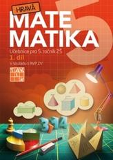 Hravá matematika 5 I.díl Učebnice