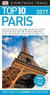 Paris - DK Eyewitness Top 10 Travel Guide