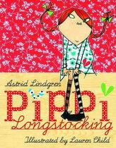 Pippi Longstocking - hardback