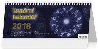 Kalendář stolní 2018 - Lunární kalendář - neuveden