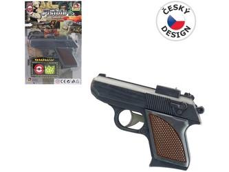 Pistole na kuličky, 12 cm