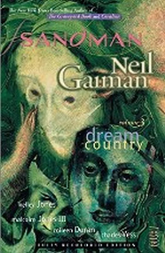 Sandman - Dream Country Volume 3 - Neil Gaiman