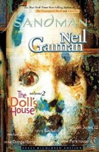 Sandman - The Dolls House Volume 02 - Neil Gaiman