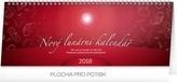 Nový lunární kalendář - stolní kalendář 2018