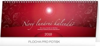 Nový lunární kalendář - stolní kalendář 2018 - neuveden
