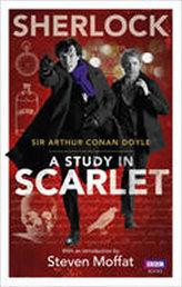 Sherlock - A Study in Scarlet