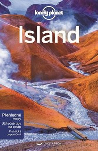 Island - Lonely Planet - neuveden