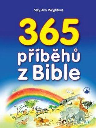 365 příběhů z Bible - Sally Ann Wright
