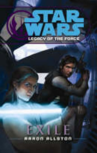 Star Wars - Legacy of the Force IV - Exil - Allston Aaron