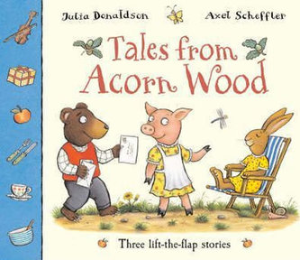 Tales from Acorn Wood - Donaldson Julia