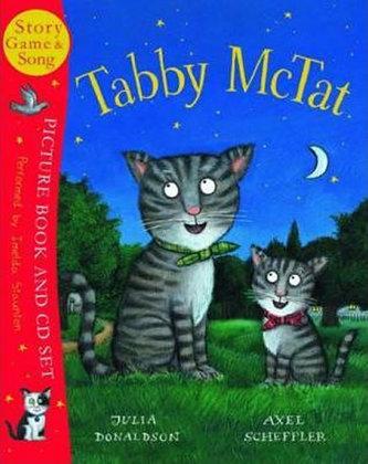 Tabby McTatt - Donaldson Julia