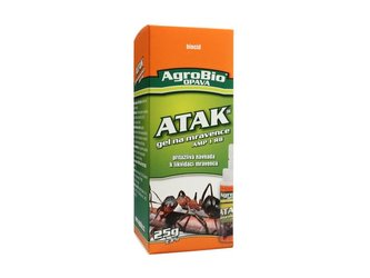 Přípravek proti mravencům AgroBio Atak AMP 25g