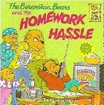 The Berenstain Bears and the Homework Hassle - Berenstain Stan