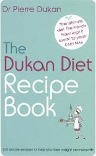 The Dukan Diet Recipe Book - Dukan Pierre