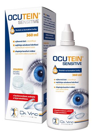 Simply You Ocutein Sensitive roztok na kontaktní čočky 360 ml