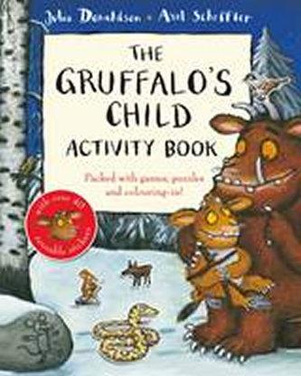 The Gruffalo - Child Activity Book - Donaldson Julia
