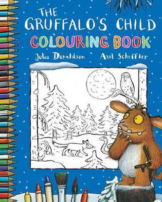 The Gruffalo´s Child Colouring Boo - Donaldson Julia