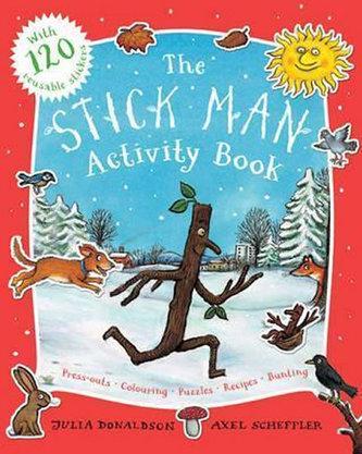 The Stick Man Activity Book - Donaldson Julia